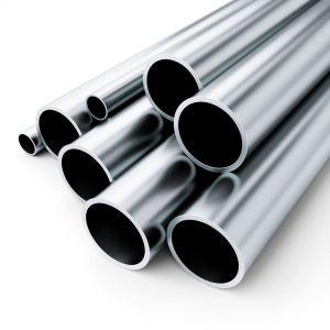 Pipes for Sanitary DIN EN 11850 / EN 10357 CC stainless steel